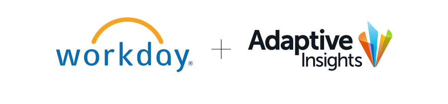 Workday et Adaptive Insights
